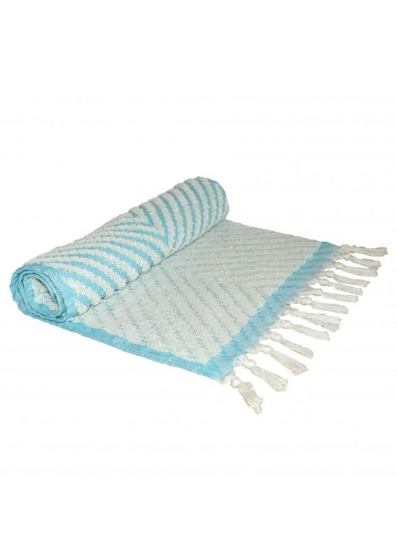 Handtuch türkis Sirte 100 x 50