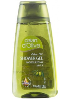 Dalan d´Olive Duschgel Reisegröße 50 ml
