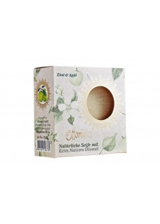 Zimt & Apfel Olivenölseife