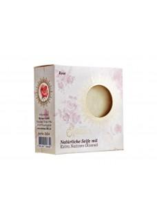 Rose Olivenölseife