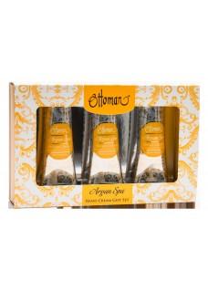 3er Handcreme Set im Karton - Royal Amber