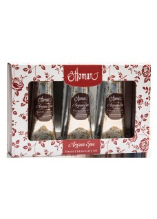 3er Set Hand Cream - Oriental Rose